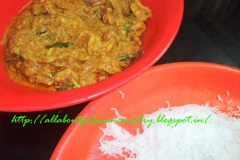 Noolappam Mutton Curry