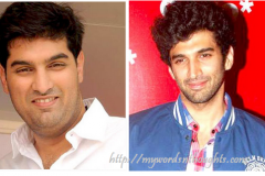Aditya Roy Kapur and Kunaal Roy Kapur