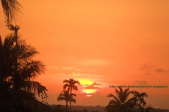 sunset thrissur