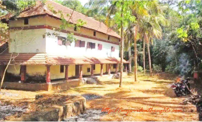 Welcome to the lost glory of Peruvanam Palace,Thrissur – My