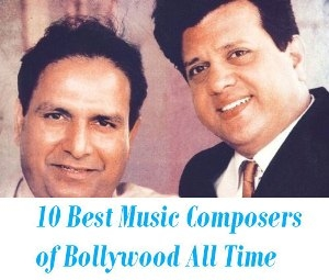best music composers of bollywood all time