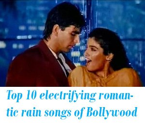rain songs of bollywood