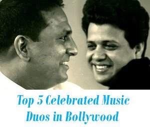 Music Duos in Bollywood