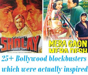 hindi movies copied or remade