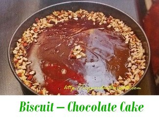 Biscuit – Chocolate Cake