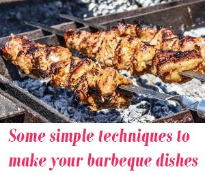 barbeque dishes tasty