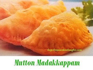 mutton madakkappam