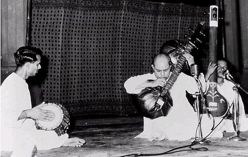 Dabir Khan – Famous Rudra Veena player of 20th century – My