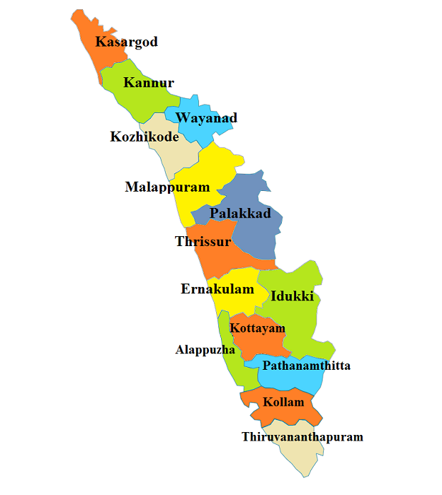 14 Districts Of Kerala Some Less Known And Interesting Facts To Share My Words Amp Thoughts